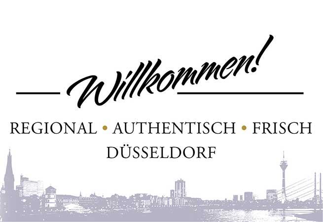 Willkommen im Restaurant Zwölf Apostel in Düsseldorf
