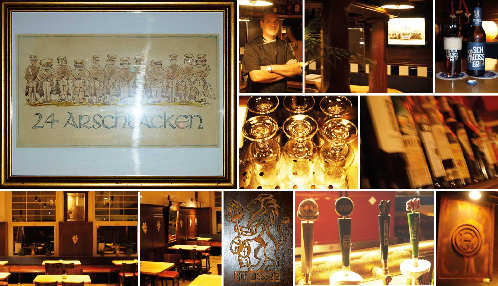Restaurant Zwoelf Apostel Düsseldorf